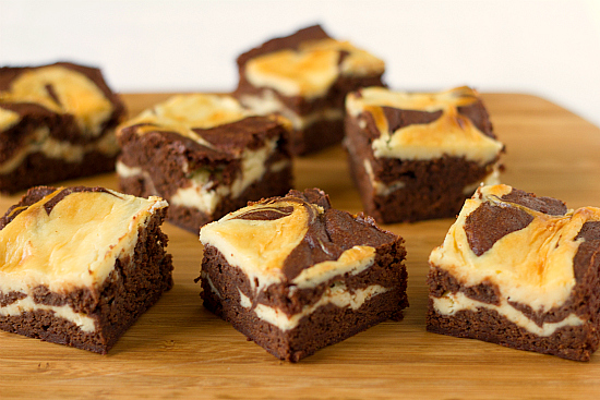 cream cheese brownie is a delicious way to reward yourself after a ...